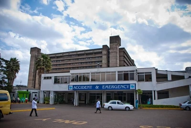 Dagoretti woman DIES after falling off a balcony while hanging her clothes