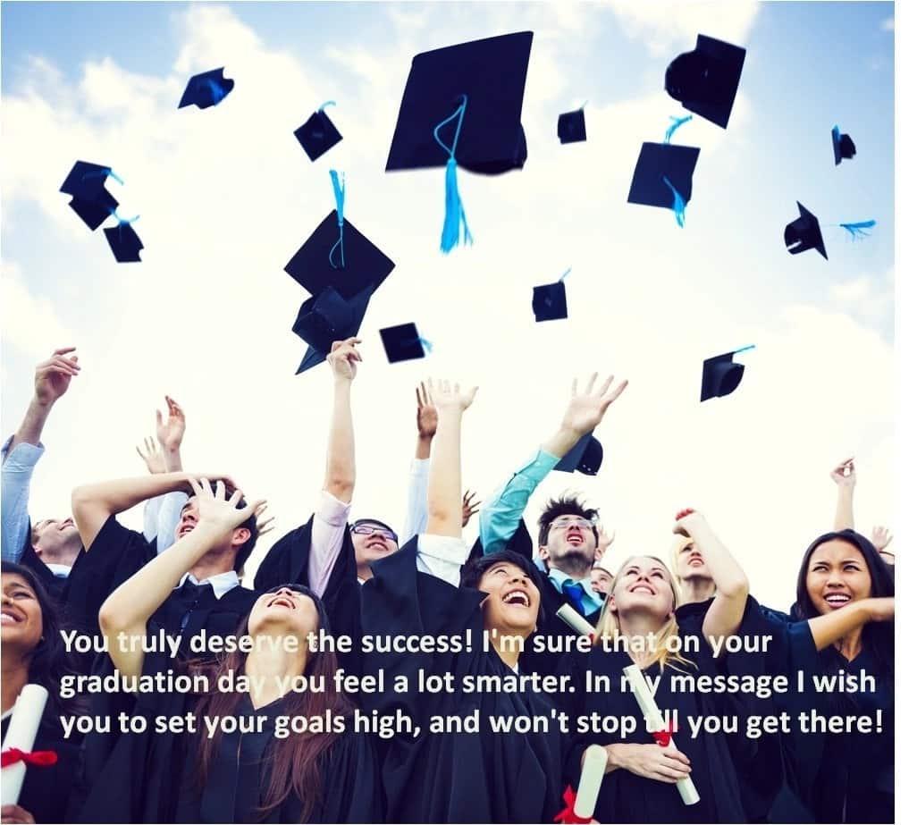 Graduation congrats messages, Graduation invitation messages, Congratulatory messages on graduation