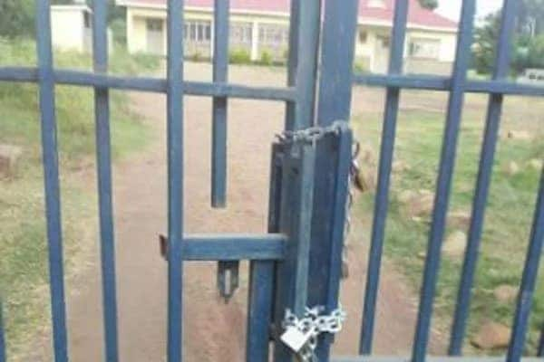 Homa Bay county staff locked out of office following governor Awiti's election loss