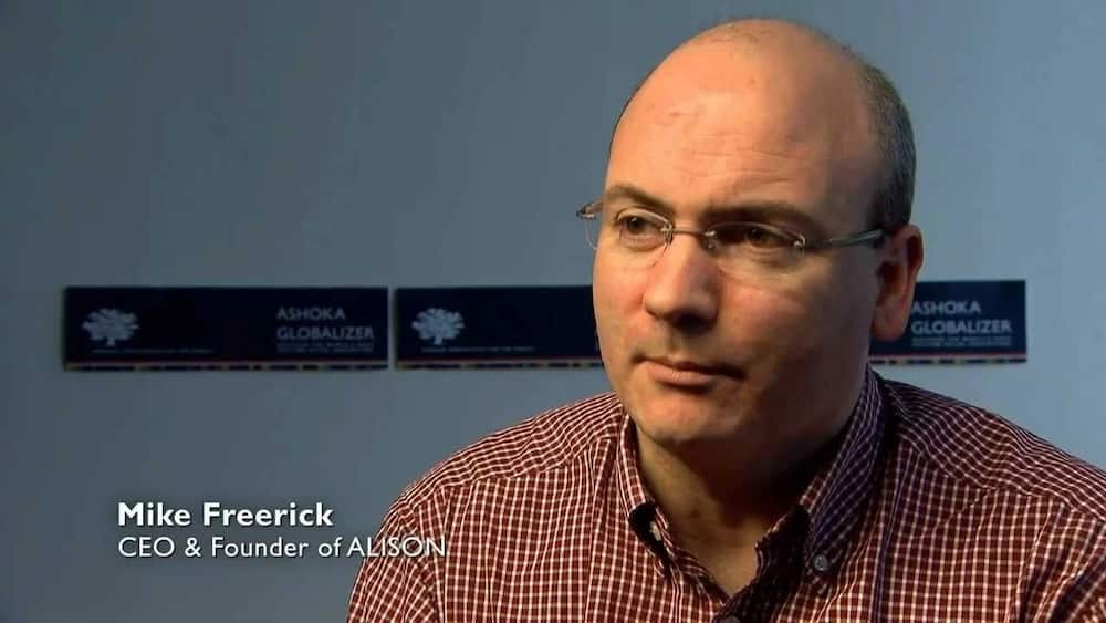 Alison online courses - Mike Freerick