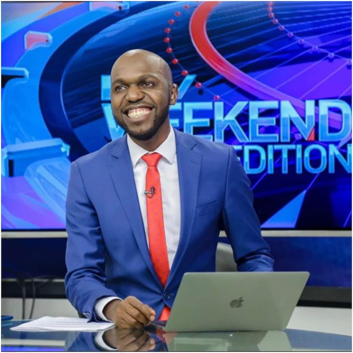 Larry Madoho aangukia kandarasi nono baada ya kutoroka NTV
