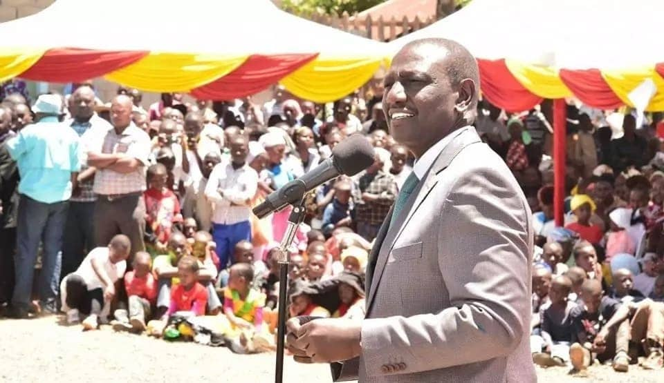 DP William Ruto defends passage and signing of Finance Bill 2018