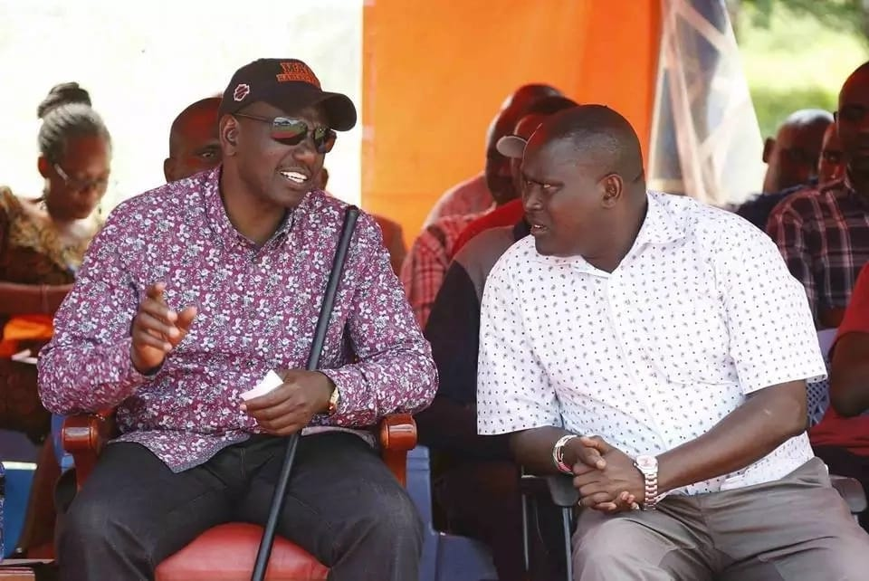 William Ruto gives KSh 53 million to herders who cattle was taken by Tanzania government