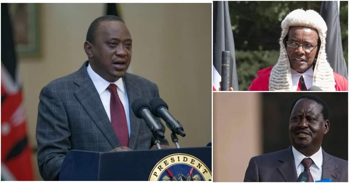 President Uhuru Kenyatta calls on the Judiciary and opposition leaders to join hands with him and work together for the benefit of all Kenyans.