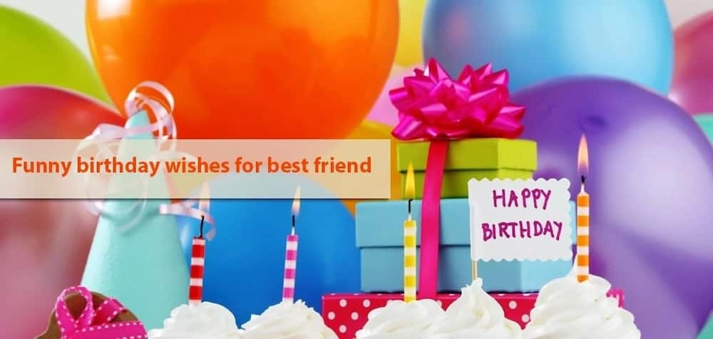Funny birthday wishes for best friend Funny birthday wishes for fried Birthday wishes for a friend funny