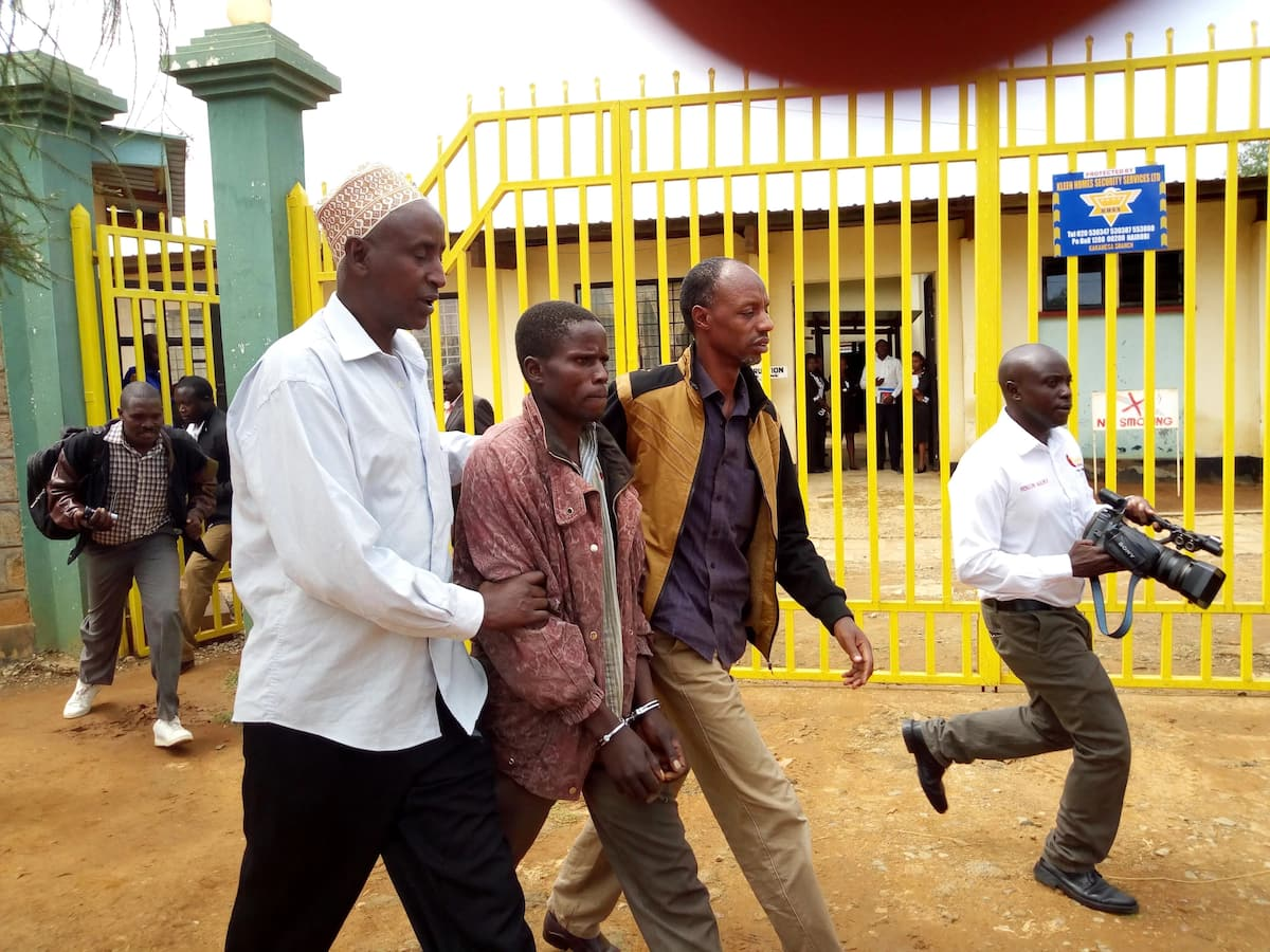 Commanders of gang terrorising Mt Elgon residents arraigned in court