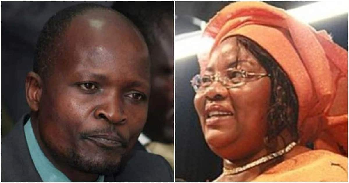 Obado claims he held series of meetings including with Ida Odinga day Sharon was killed