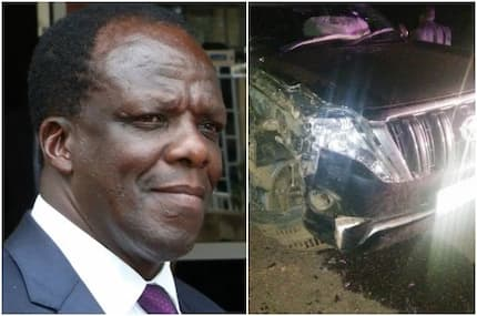 Magari ya waziri Amina Mohamed na Gavana Oparanya yahusika katika ajali Kakamega