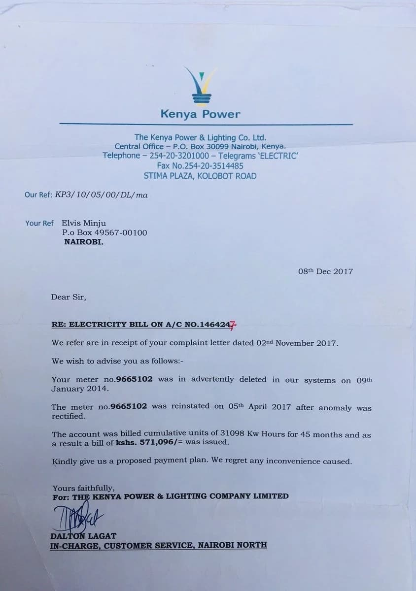 Kenya Power takes on city lawyer in ugly social media spat over alleged multi-billion rip-off