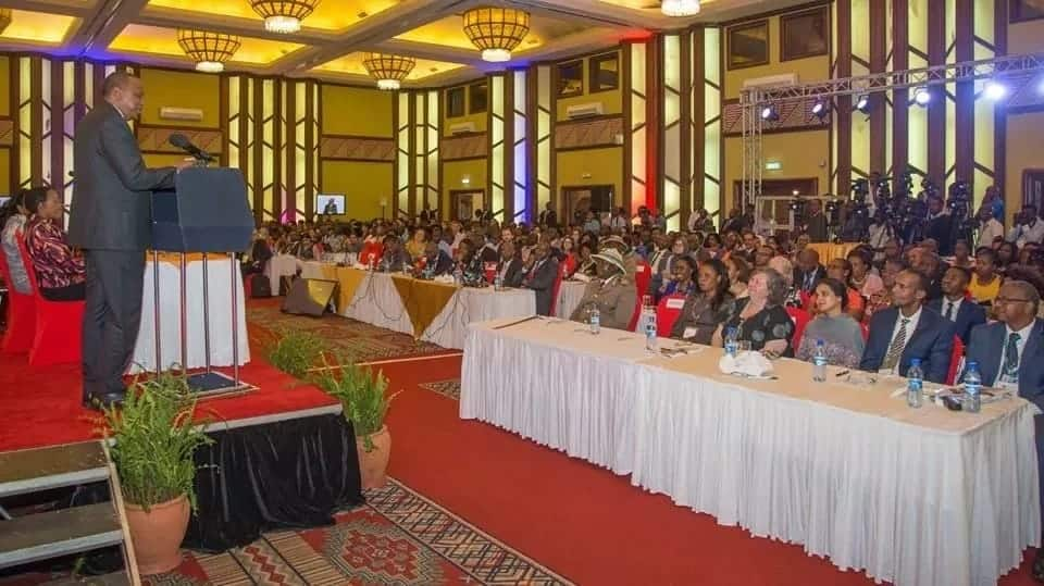 Uhuru warns potential cheats of dire consequences ahead of KCPE, KCSE exams
