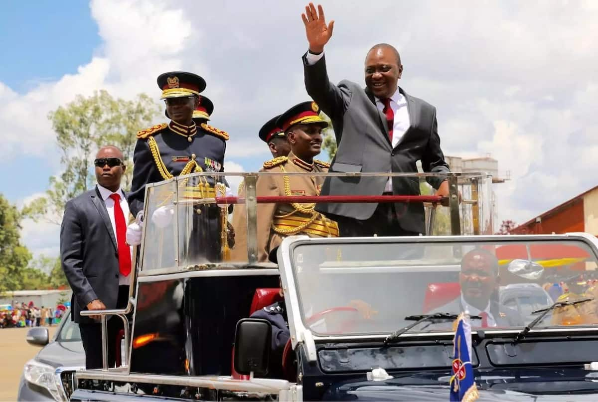 Uhuru announces plans to use technology in war against graft, introduce lie detectors