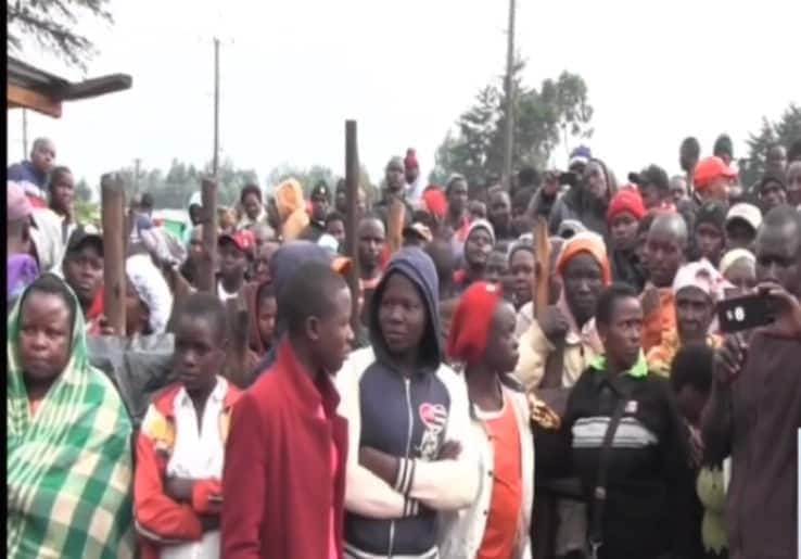 Kitale residents evict man who successfully predicted several deaths in the village