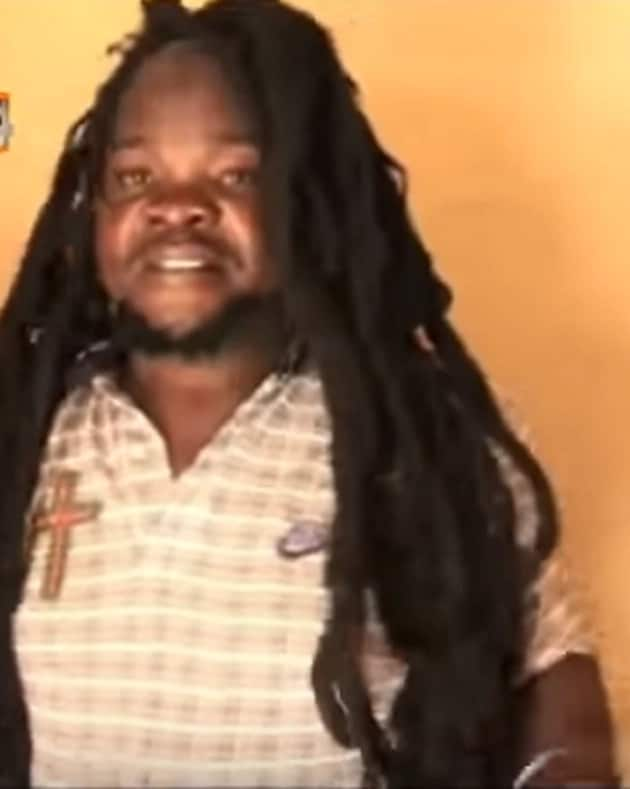 Meet the Nakuru Bishop with dreadlocks, says his birth was a prophesy
