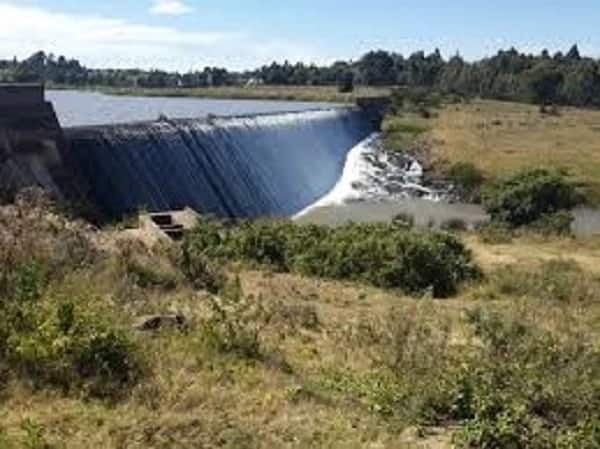 Eldoret residents beg police to remove body floating on water for last 10 days