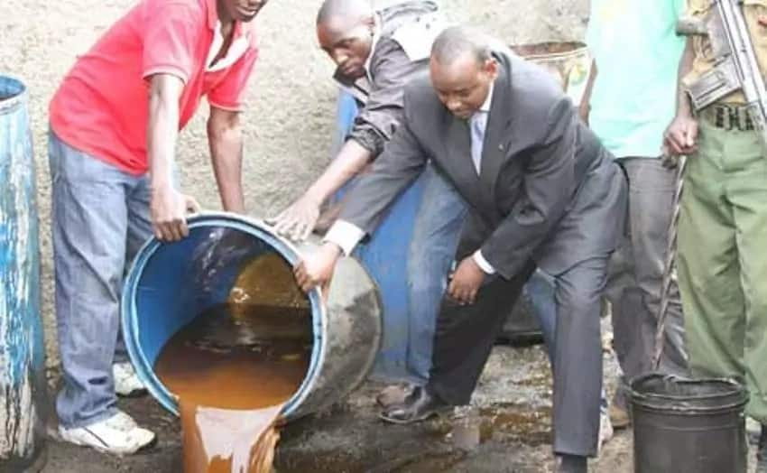 Kiambu Governor orders all bars closed as new law takes effect