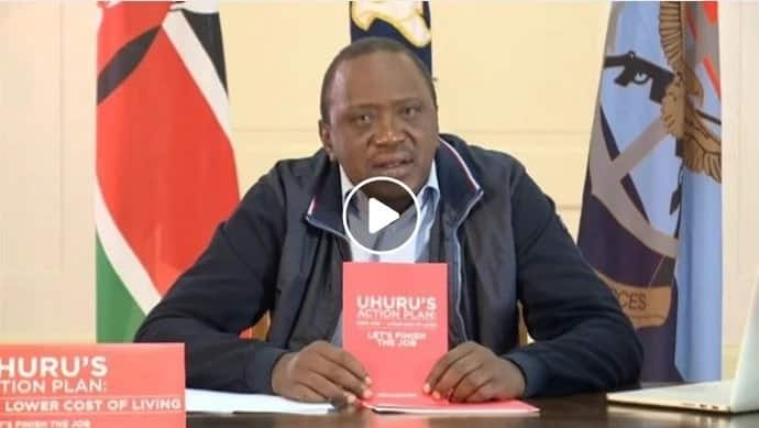 President Uhuru Kenyatta speaks on his worst moment as President