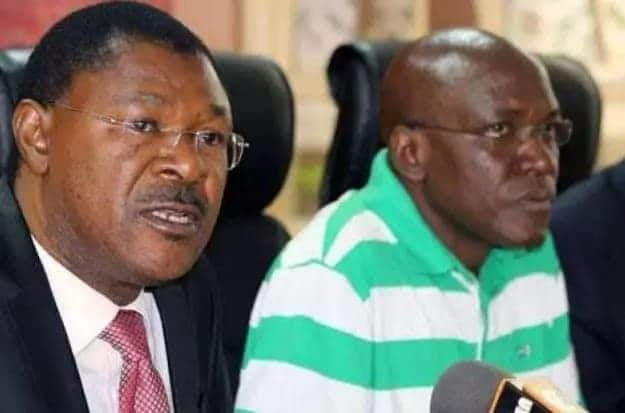 Boni Khalwale dismisses claims Kalonzo will midwife unity talks between Raila and Wetang'ula