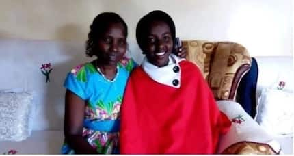 Top 2017 KCSE candidate, Naomi Karimi, gifted all expenses paid trip to Dubai