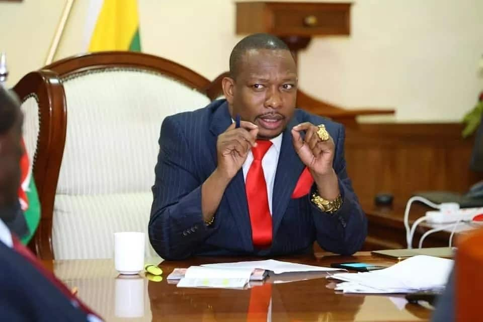 Court allows governor Sonko to suspend finance officers implicated in graft
