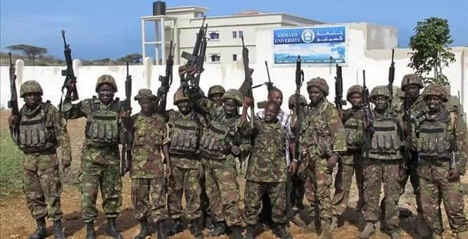 Why KDF elite units are among the best in Africa