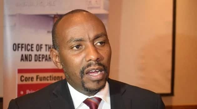 Mwanamke amshtaki afisa wa zamani wa ikulu, ataka KSh 2.5 milioni kumlea mwanawe
