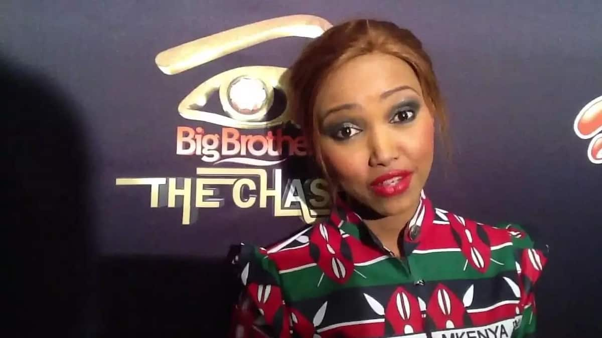 Huddah Monroe before and after plastic surgery photos