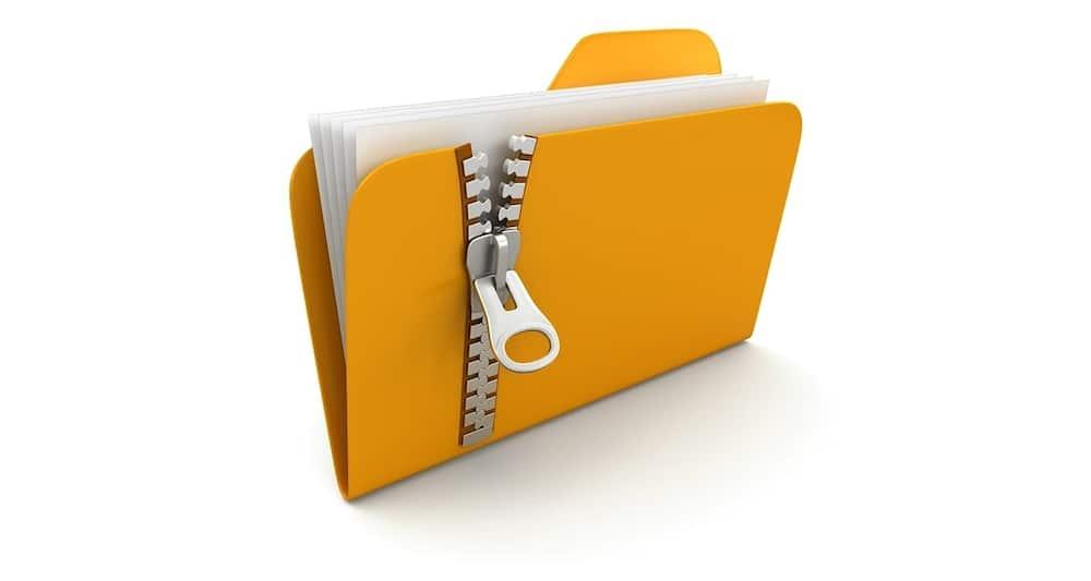 How to unzip files ▷ Tuko co ke