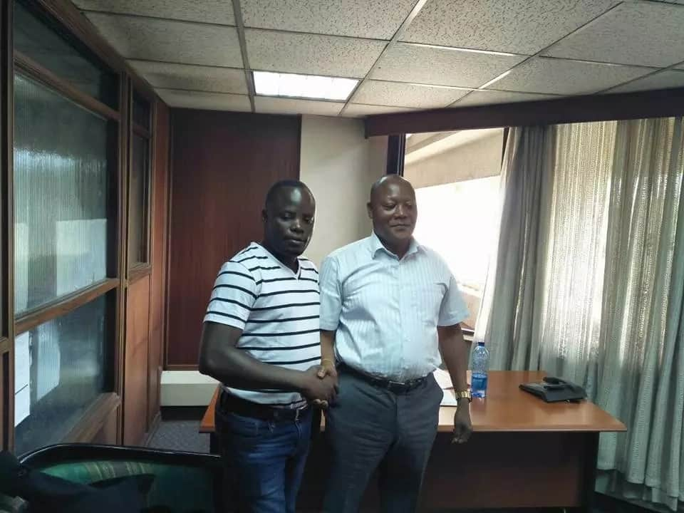 ODM MP claims Raila will face William Ruto in 2022