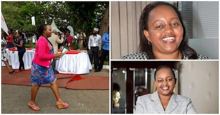 Waiguru excites Kenyans with her super-graceful dancing skills