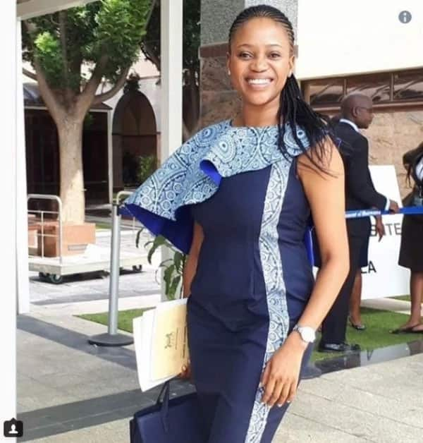 16 ravishing photos of youngest female Botswana minister who has become an internet sensation
