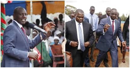 Kisii politicians join Ruto in opposing referendum push