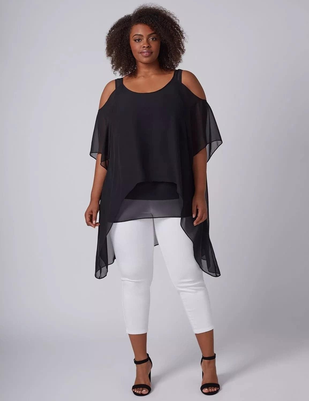 Latest chiffon tops designs Chiffon tops in Kenya Chiffon for ladies