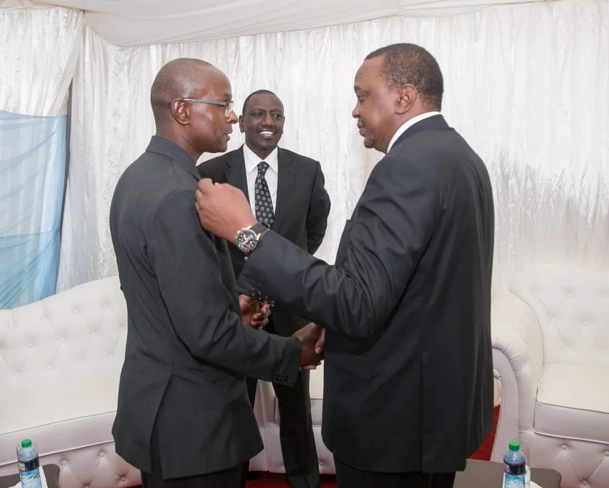 There is no leader like late Kenneth Matiba, they are all gone - Uhuru Kenyatta