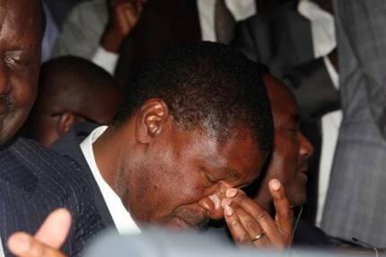 Shida na vita vya CORD: Kuna uwezekano wa Wetangula kutoka CORD?