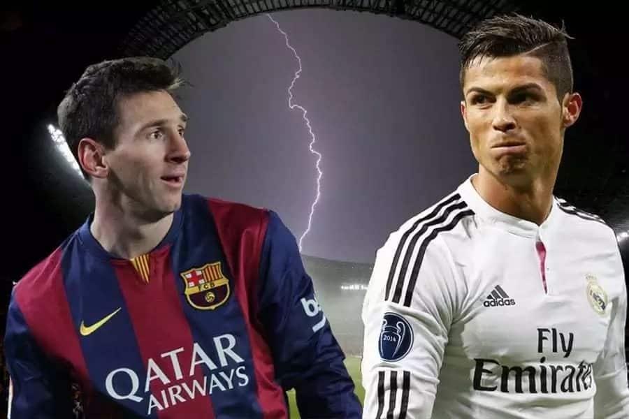 Ushahidi tosha unaoonyesha Cristiano ni 'moto' kuliko Messi
