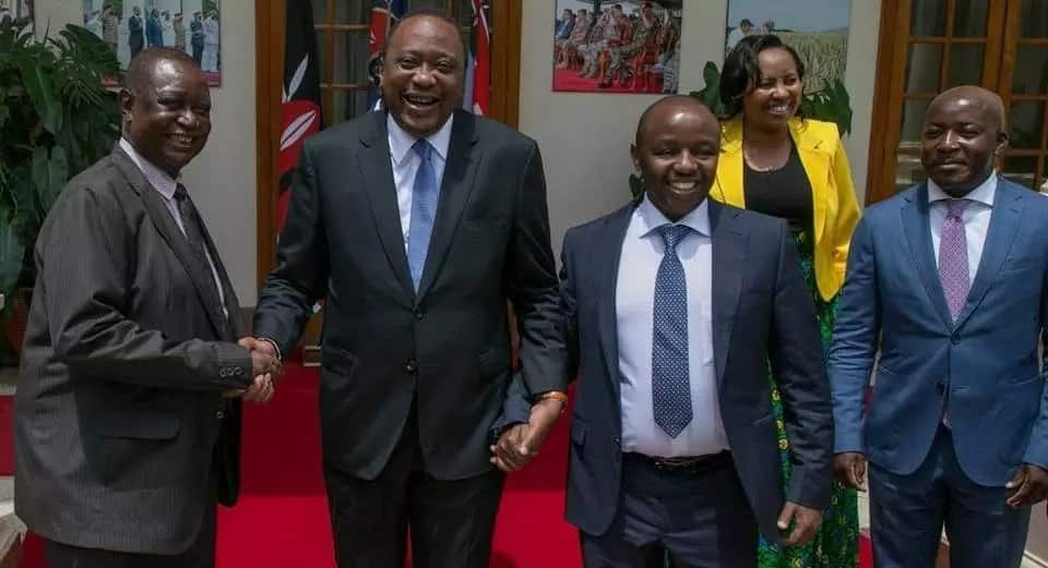 EALA MP Simon Mbugua charged with robbery with violence