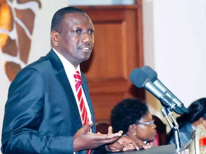 Naibu wa Rais William Ruto atetea madeni ya serikali