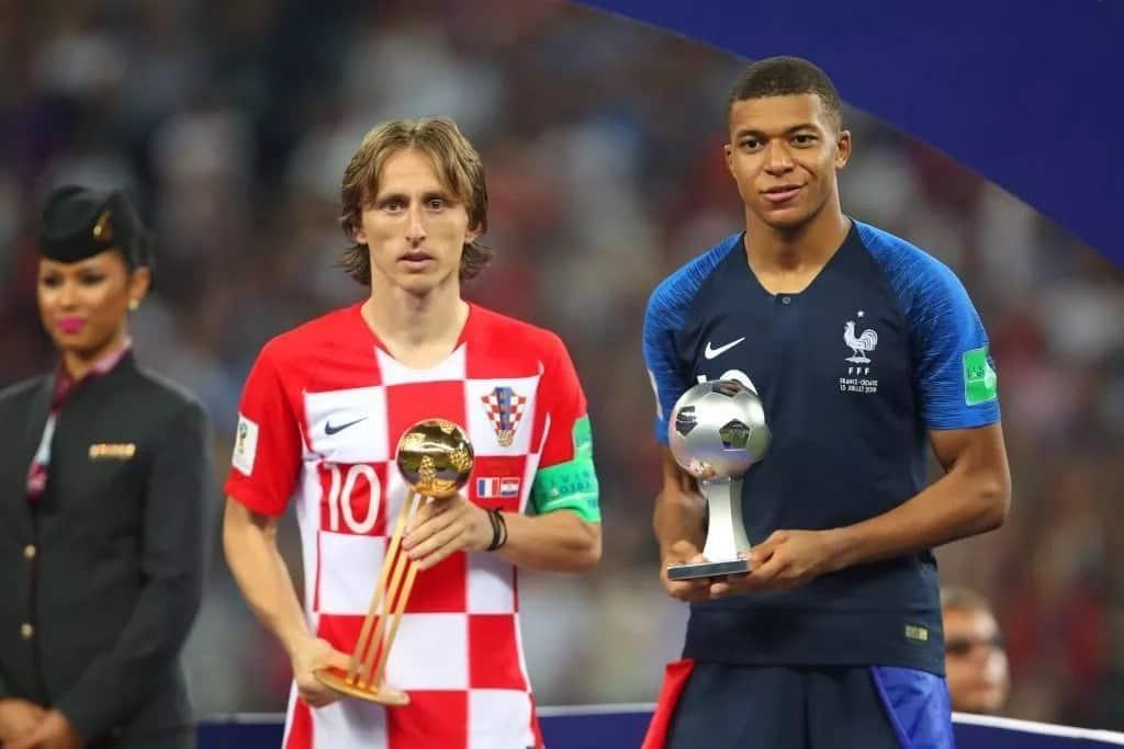 Kaka tips Modric or Mbappe to win Ballon d'Or ahead of Ronaldo and Messi
