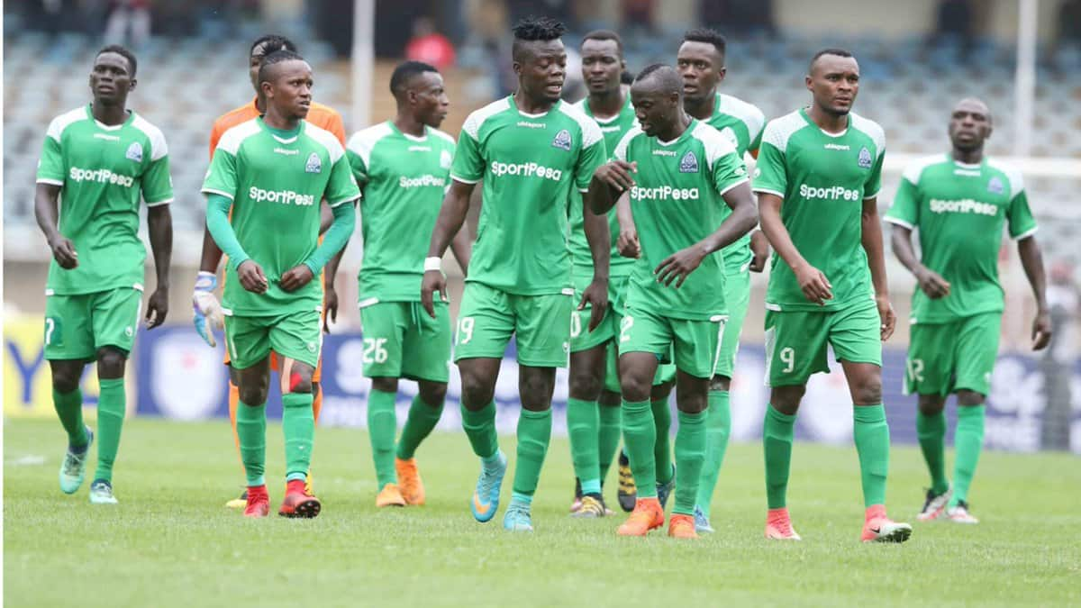 Gor Mahia gear up to challenge Theo Wallcott and Gylfi Sigurdsson when they face Everton