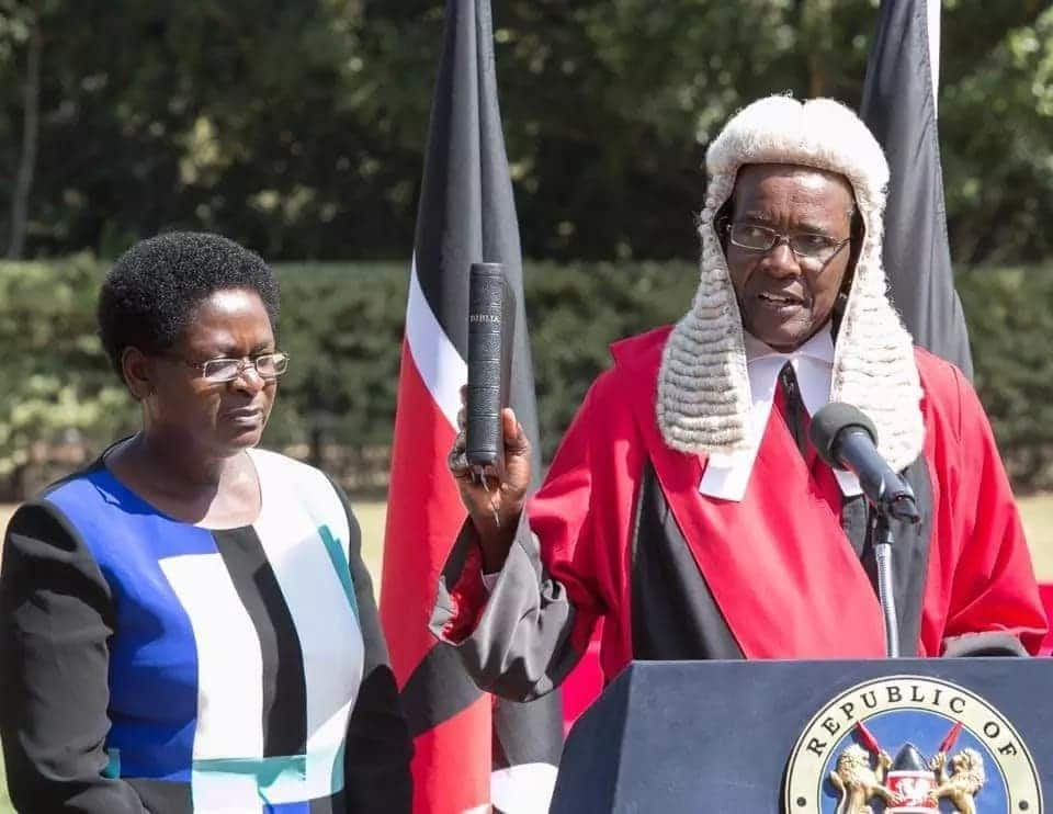Judiciary is on the verge of losing its credibility, Chief Justice Maraga admits