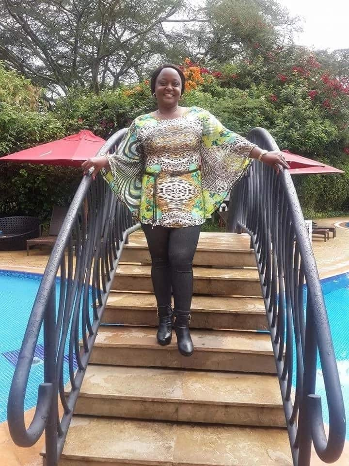 Meet Kenya's moral police Ezekiel Mutua's gloriously pretty wife