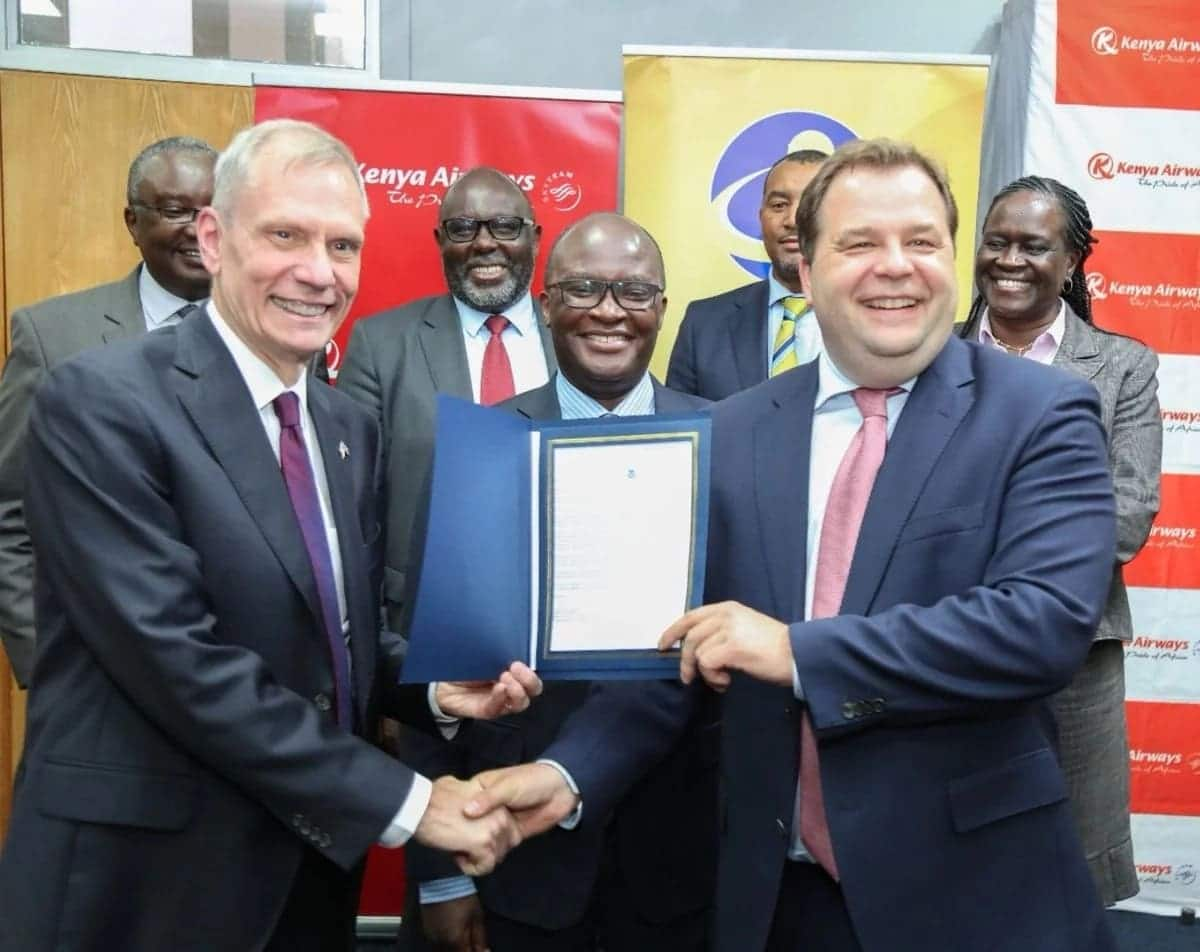 Kenya Airways finally gets the green light to fly direct US flights