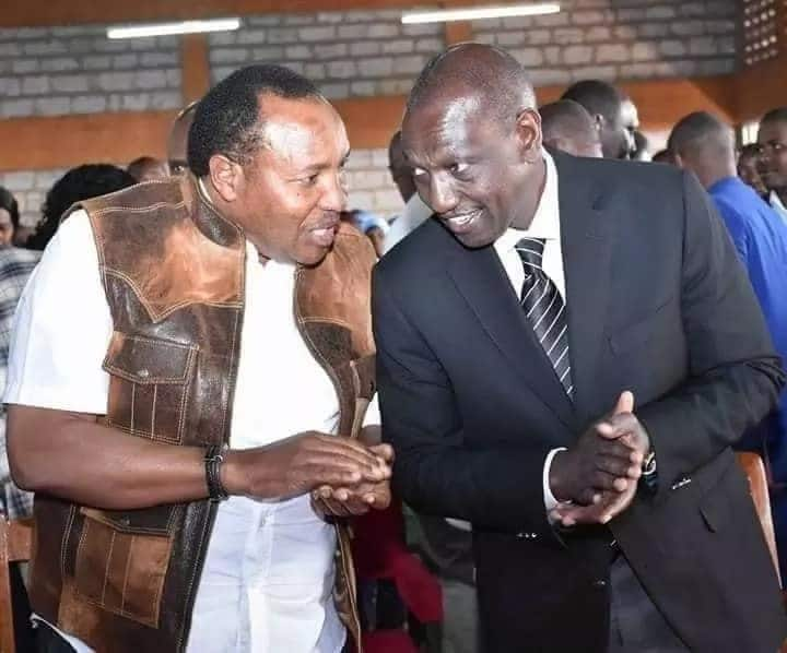 Orders from above: State withdraws Ruto's allies' security detail