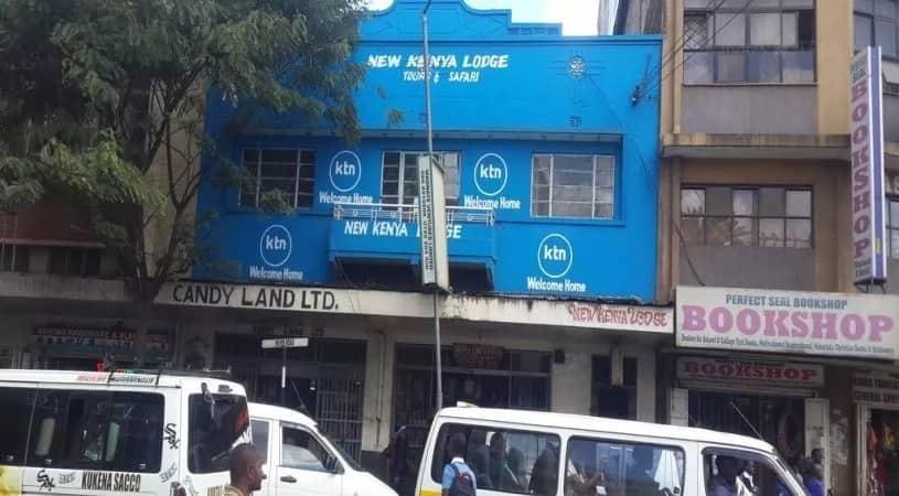 New Kenya Lodge. Cheapest hotels in Nairobi CBD