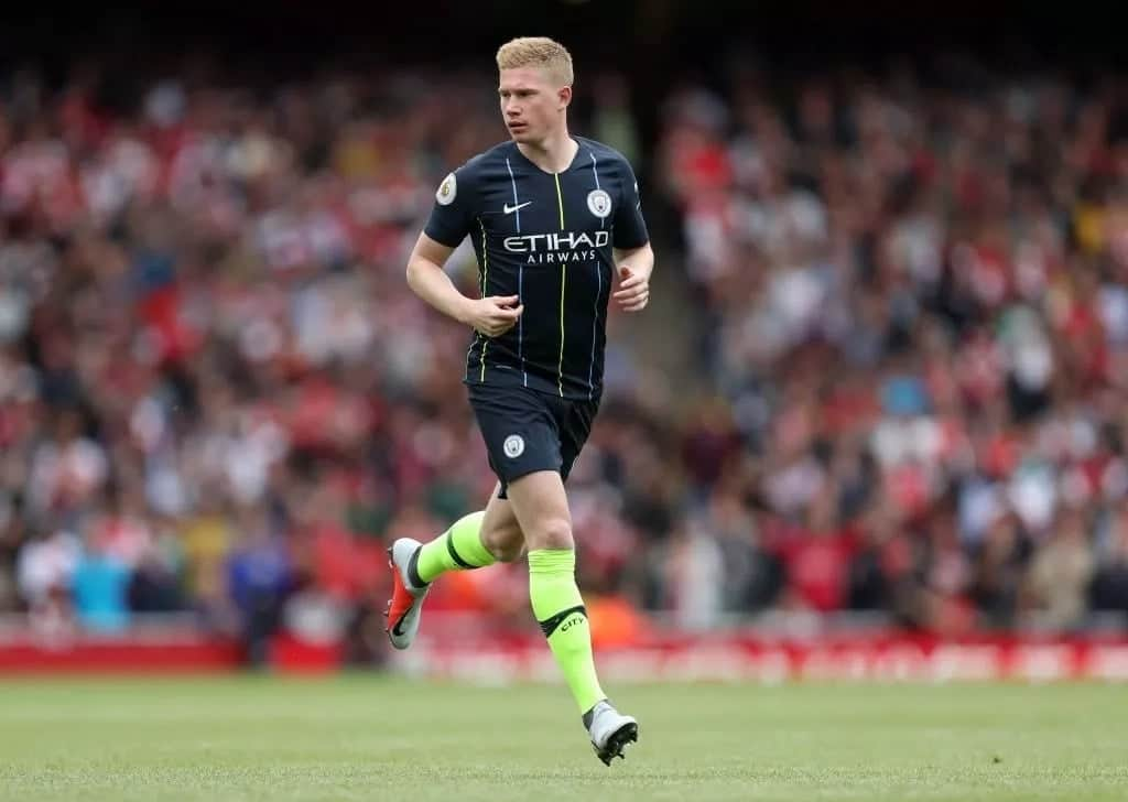 Manchester City confirm Kevin De Bruyne will be out for 3 months due to injury