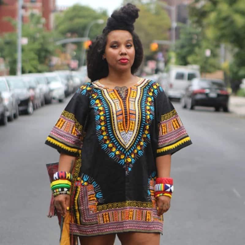 Top trending women's dashiki shirt designs 2020