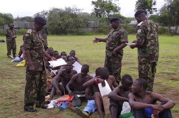 Recruit threatens to join al-Shabaab after failing to join KDF