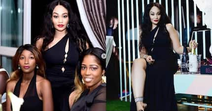Zari's Uganda party attended by multitude days after only 8 people graced her London event
