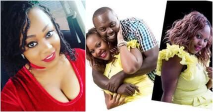 Mumewe Sofia wa Machachari aonekana na mwanamke mwingine