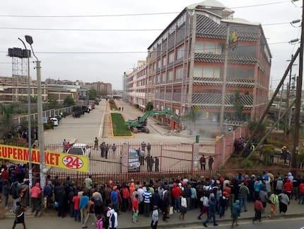 Netizens renew calls for demolition of DP Ruto's Weston Hotel after fall of Taj Mall